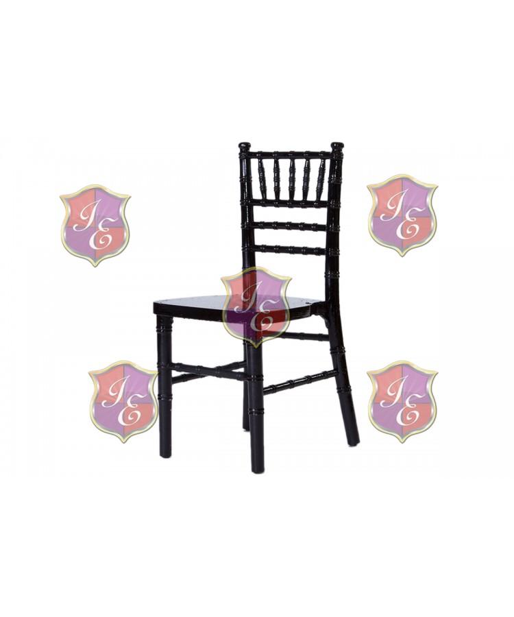Kid Chiavari Chair (Black)