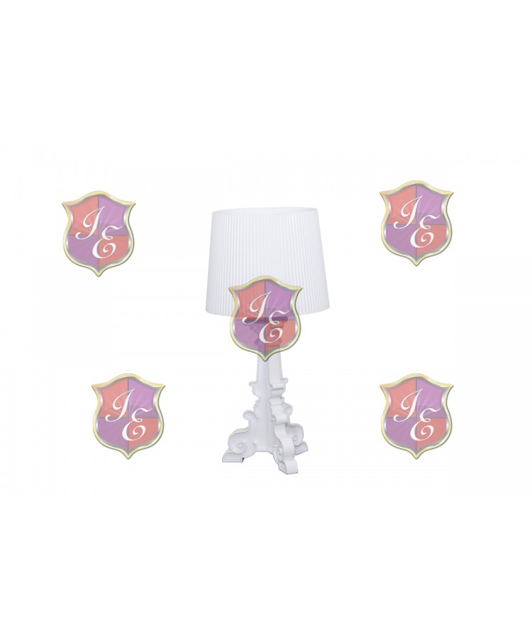 Colosseum Lamp (White) (Small)