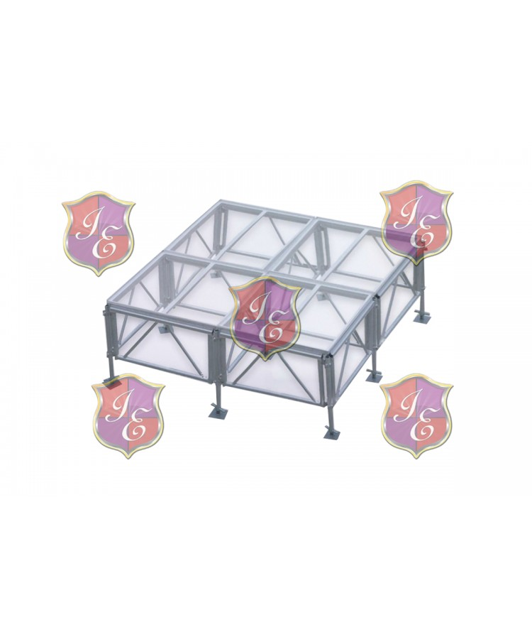 Acrylic Stage Rental 3'x4'