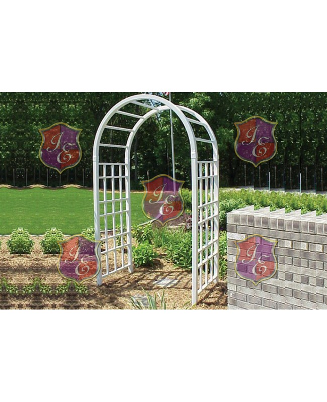 Resin Arch (White)