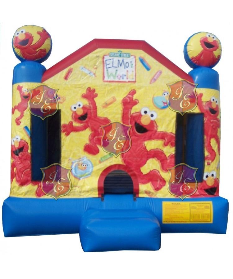 Elmo-Sesame Street Bouncer