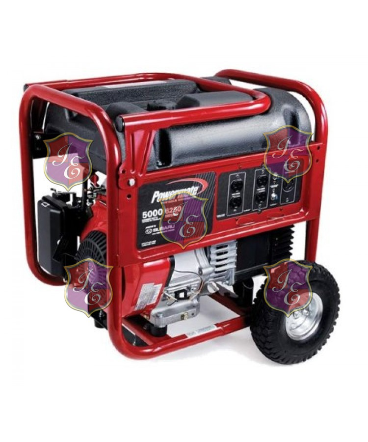 Generator include gas for up to 8 hours