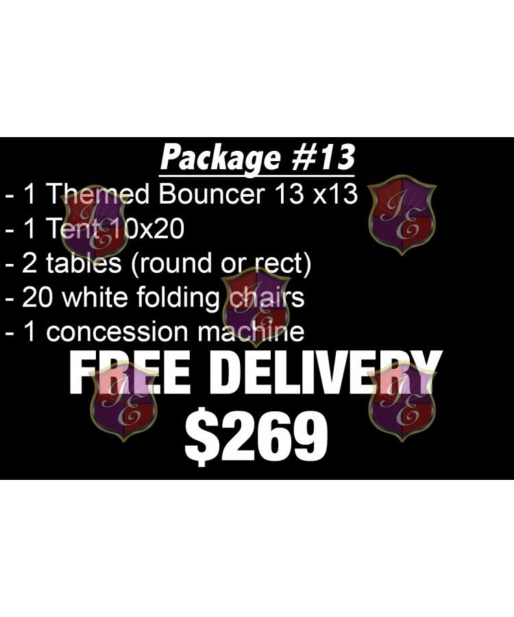 Package # 13