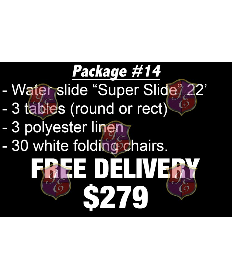Package # 14