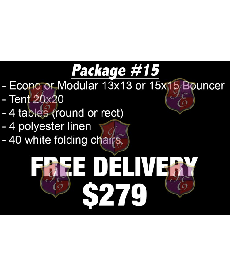 Package # 15