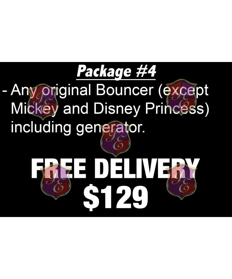 Package # 4