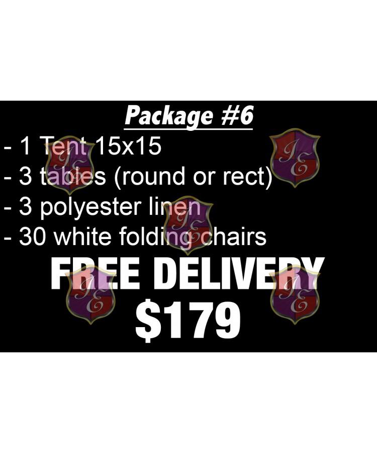 Package # 6