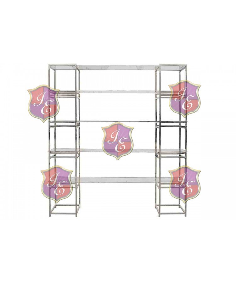 Reflection Bar Back Shelf (Silver)