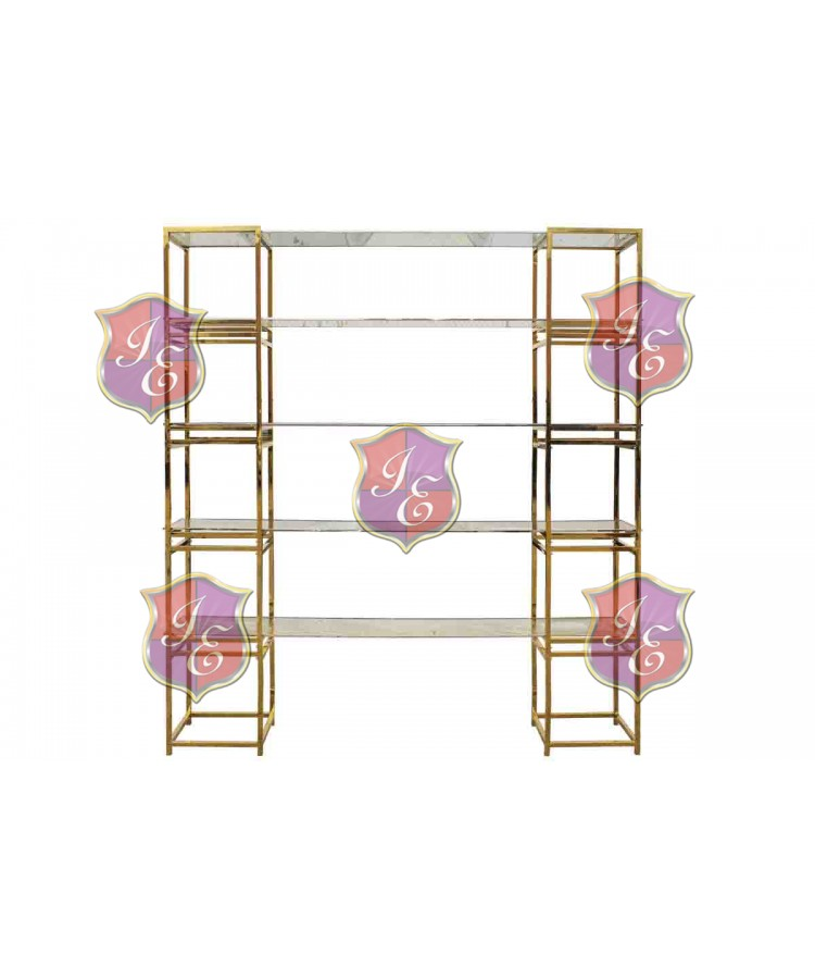 Reflection Bar Back Shelf (Gold)