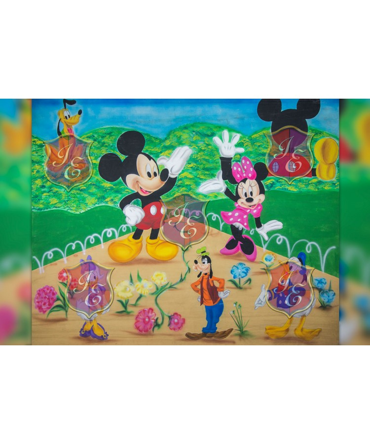 Mickey and MInni Theme