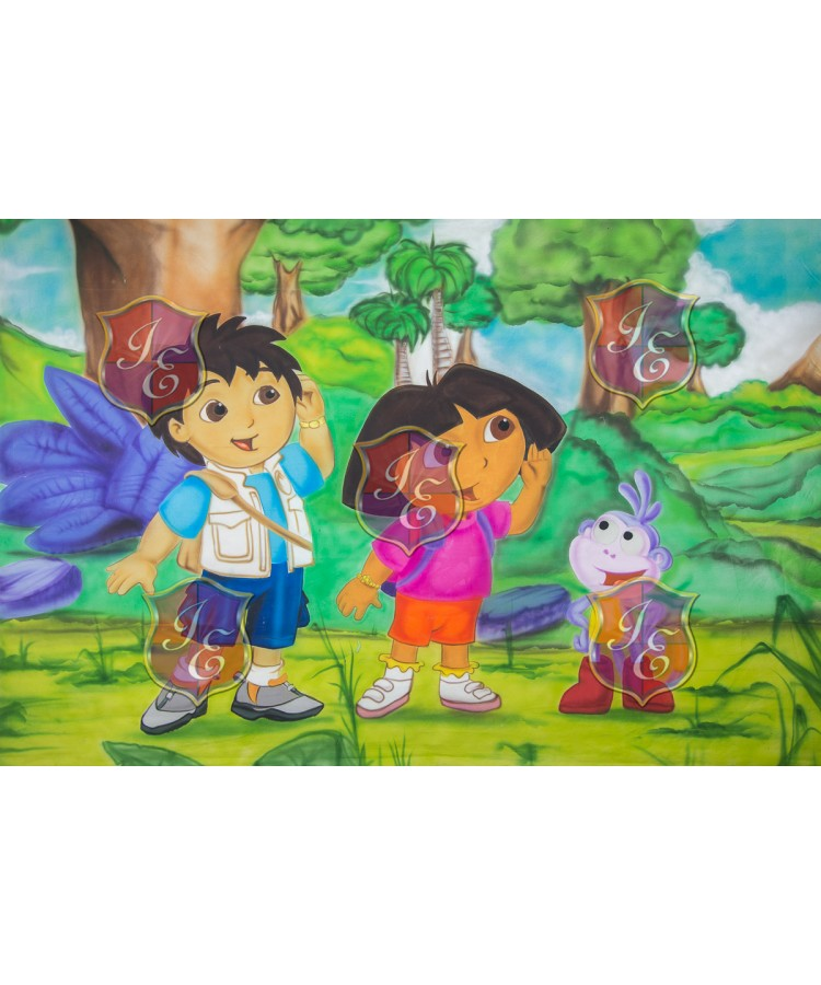 Dora and Diego Theme