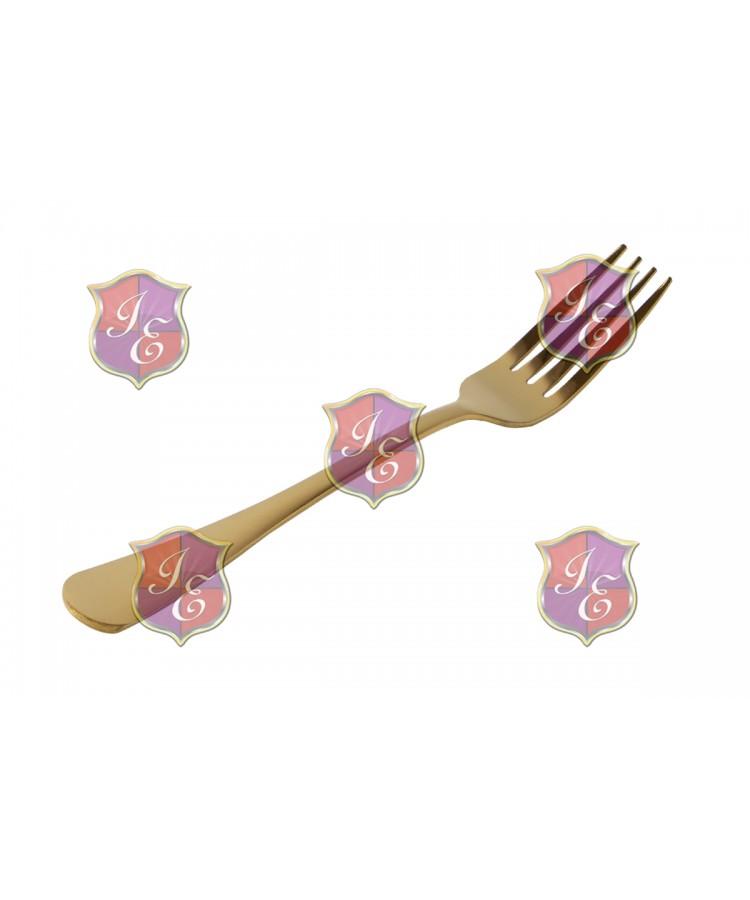 Dinner Fork (Gold)