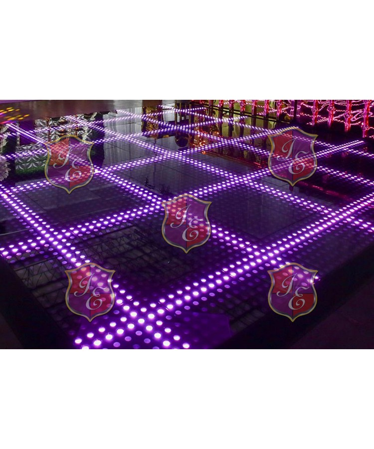 Dance Floor P65 LED (Glass) (Price per square foot)