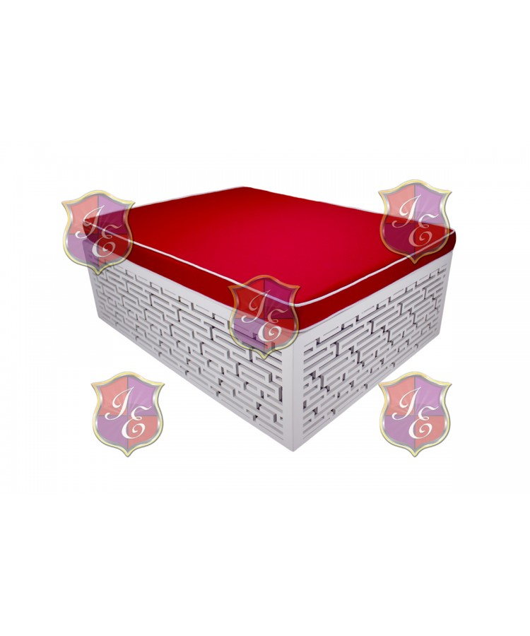 Maze Bed (Red)