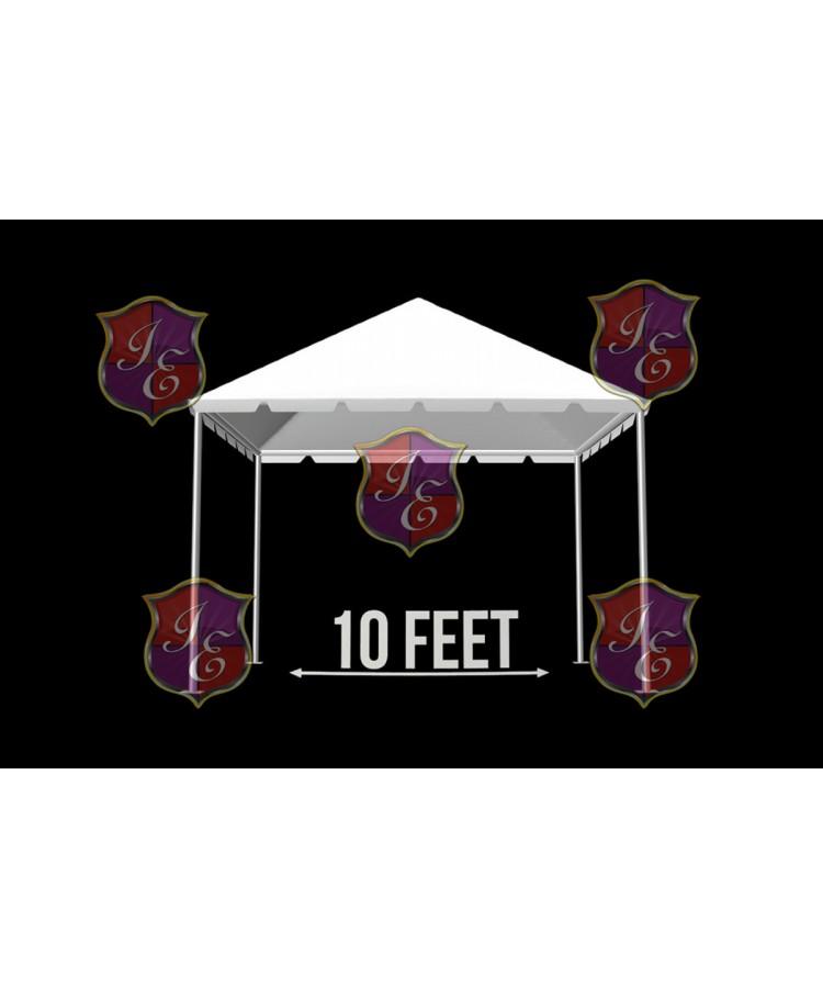 "Tent 10""x 20"""