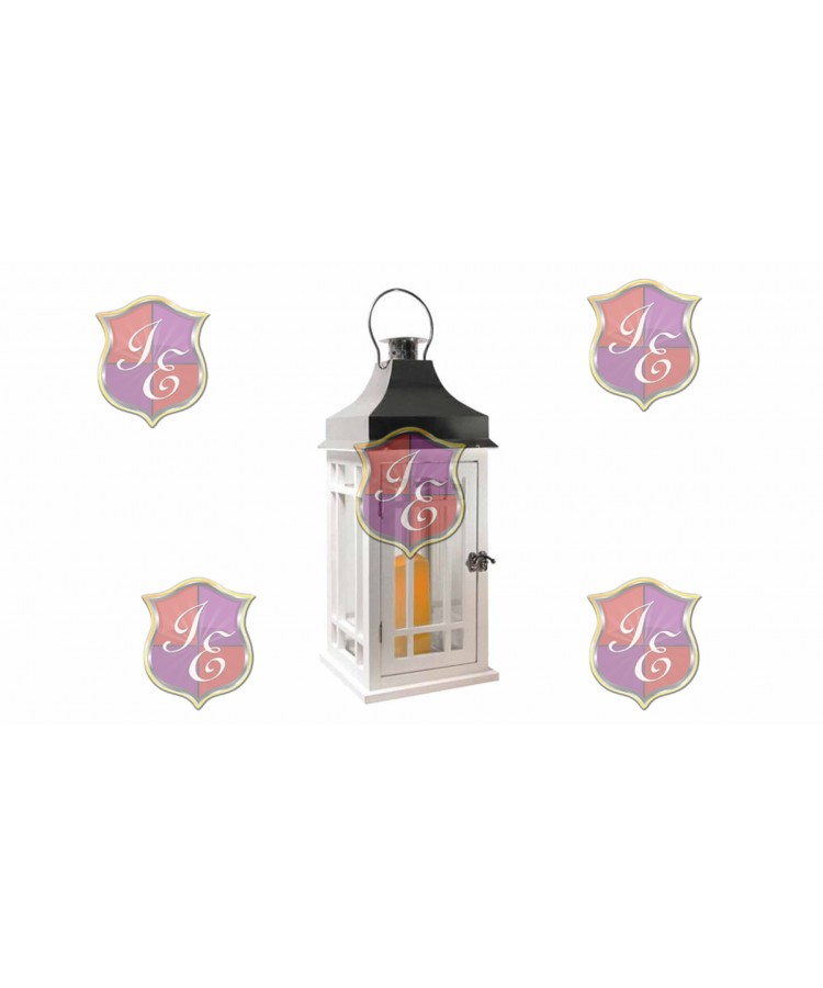 Lumbase Lantern (with LED Candle)