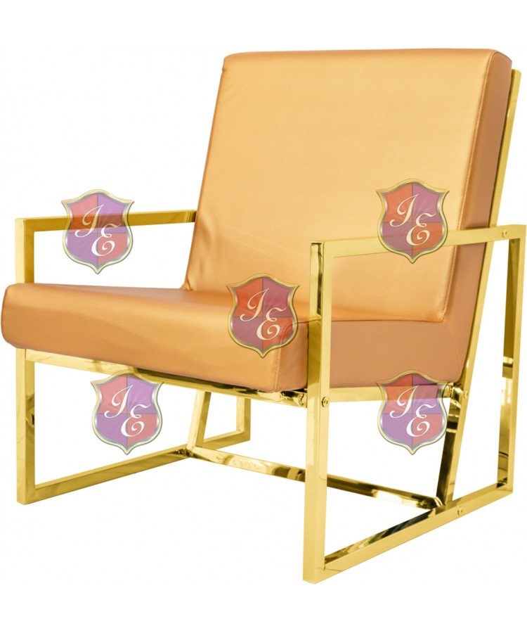 Reflection Rain Armchair (Gold - Gold)