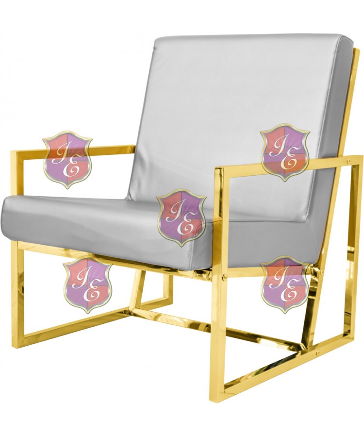 Reflection Rain Armchair (Gold - Silver)