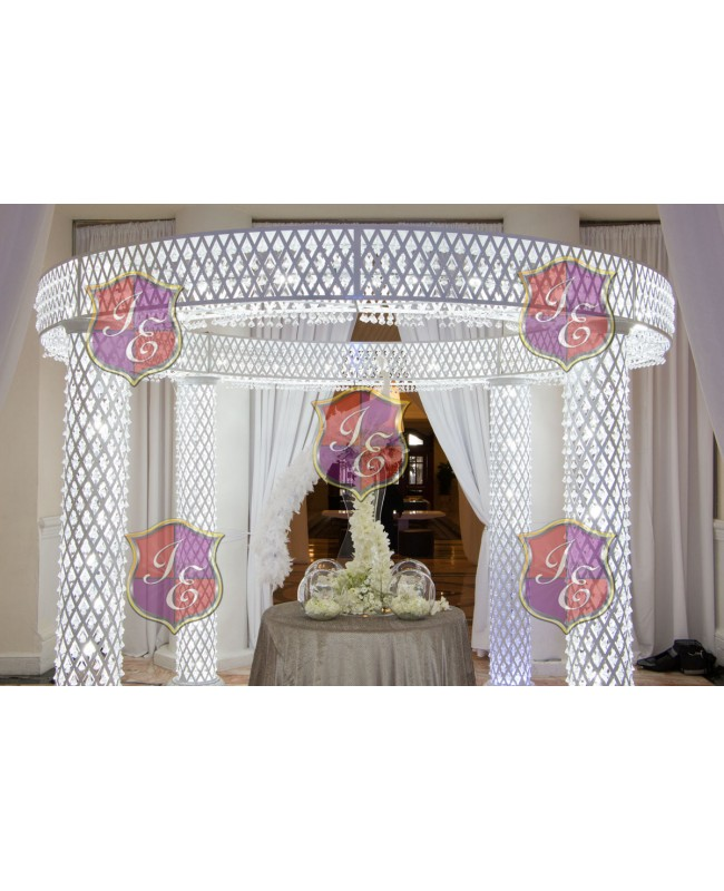 Crystal Mandap (Square)