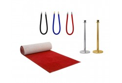 Carpet / Stanchions