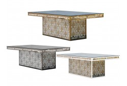 Reflection Dining Table Gatsby Base