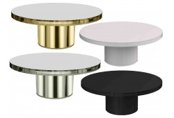 Reflection Dining Table Round