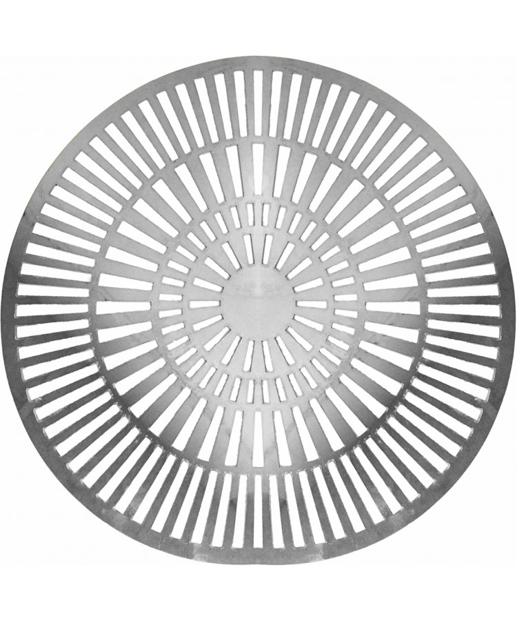 Spinner Charger Plate (Silver)