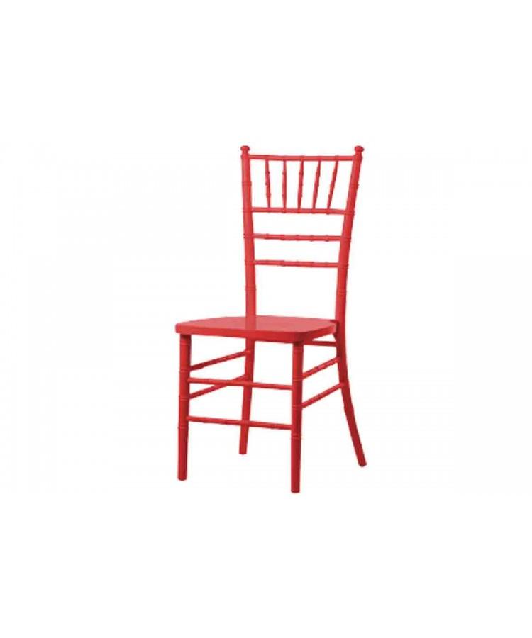 Chiavari Chair (Red)