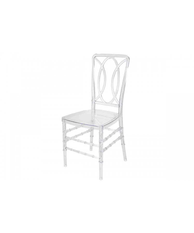 Clash Chair (Clear)