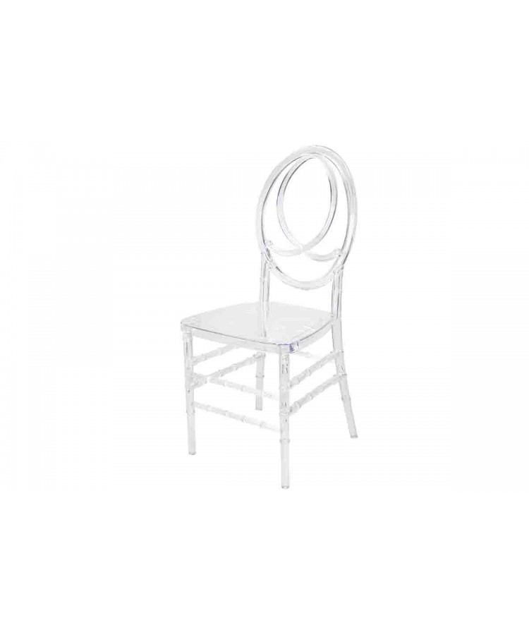 Infinity Chair (Clear)