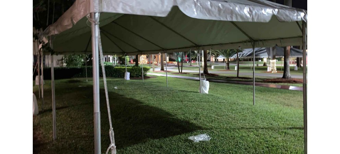 Tents for Retail Locations