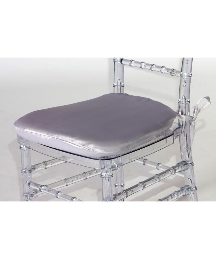 Cushion Platinum (Satin) (Regular)