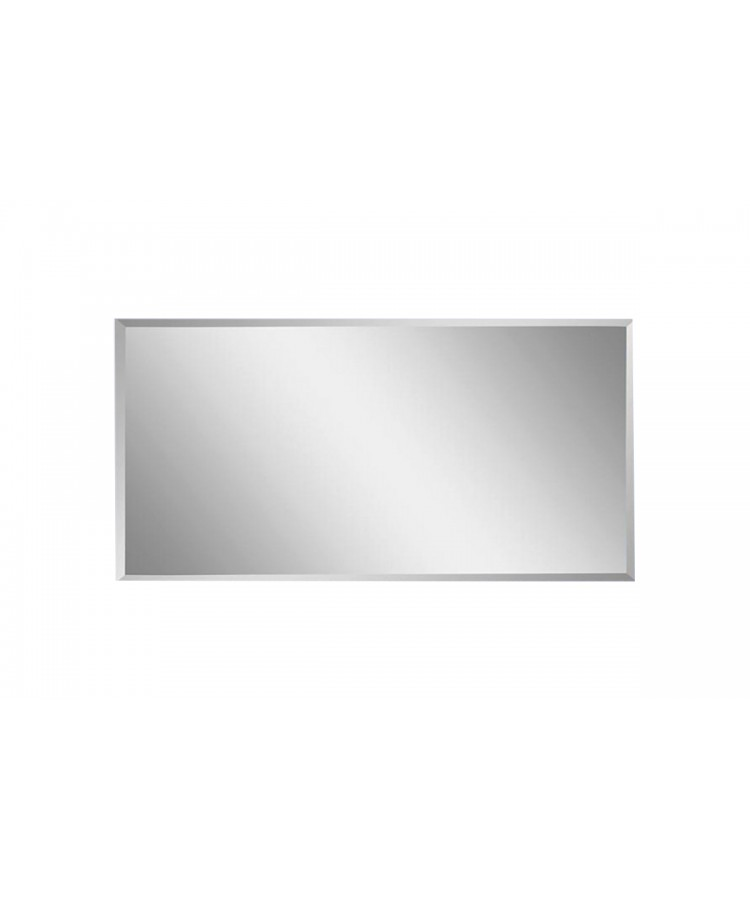 "Acrylic Mirror Top 48""x96"" (Rectangular) (Silver)"