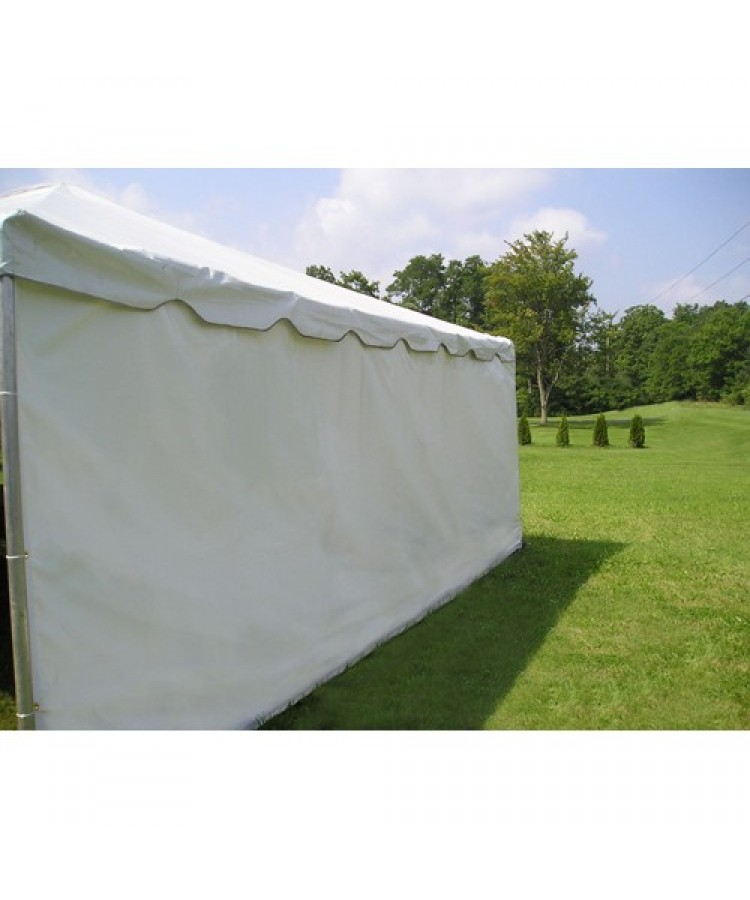 Sidewall for Tent 20'x8' (White)