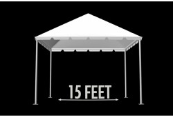 Tents 15' Feet wide