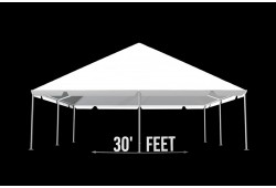 Tents 30' Feet wide