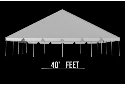 Tents 40' Feet wide