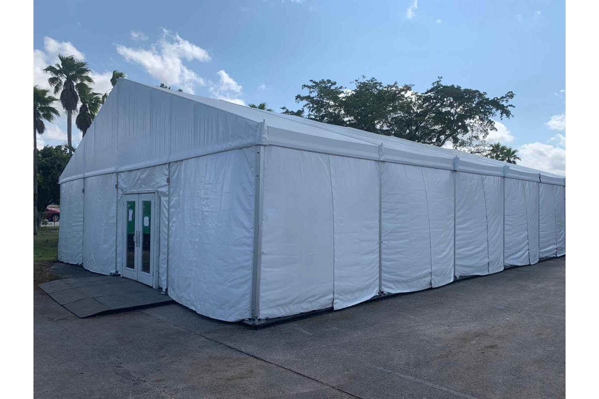 Tents for COVID-19 Testing