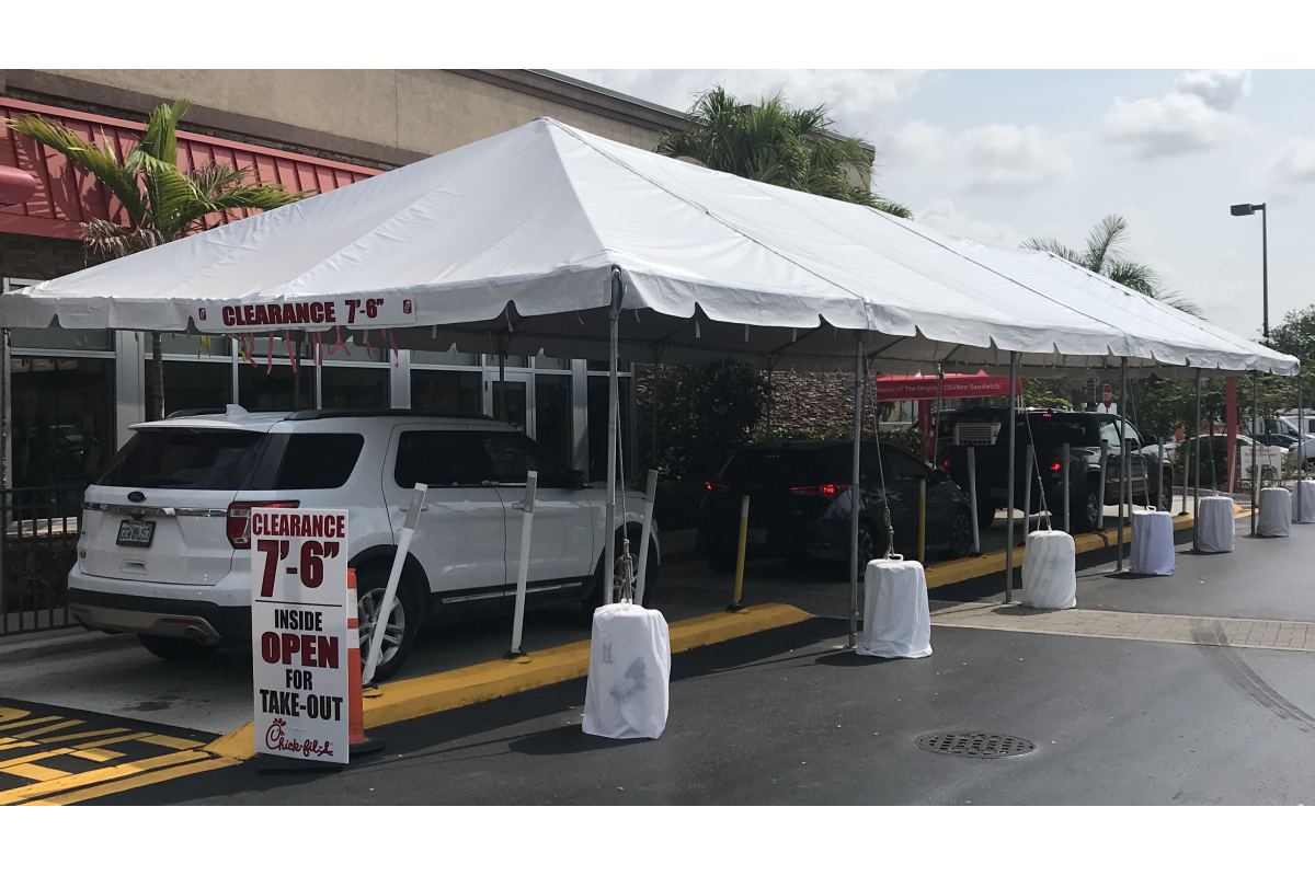 Tents for Businesses