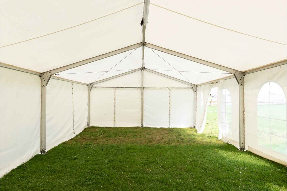 Tents to Keep Retail Businesses Running
