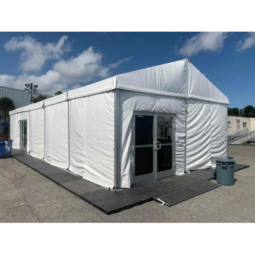 Helping Small Businesses with Tents during the Pandemic