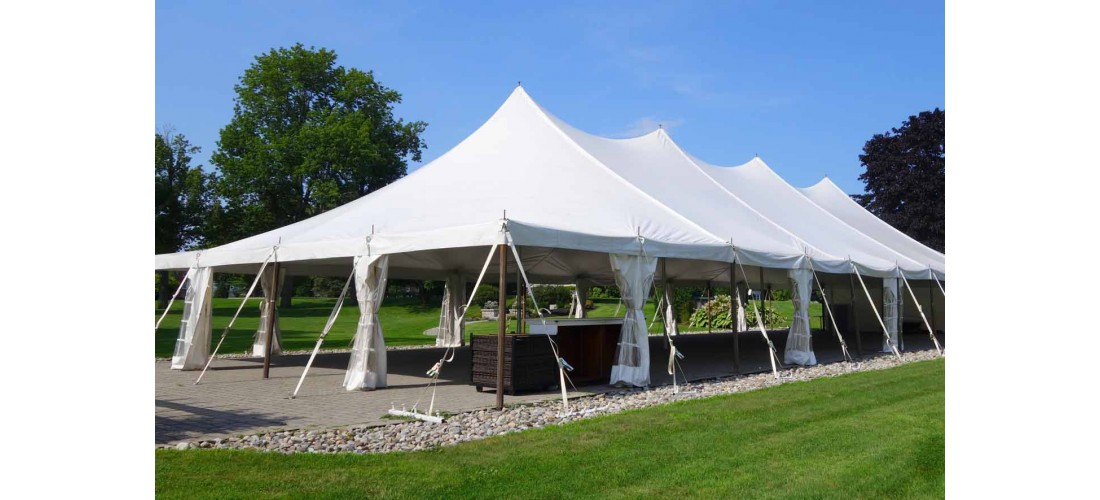 Ultimate guide to renting wedding tents in Miami